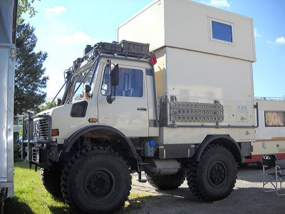The Badass European 4WD Camping Rig Festival (Or Something Like That)