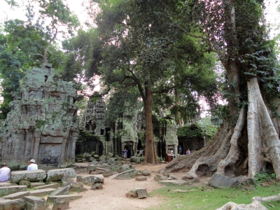 SE Asia Trip Dispatch: Part Four (Angkor Wat)