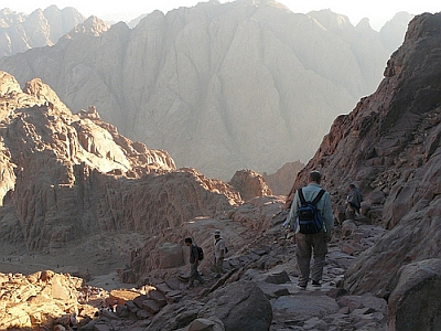 Climbing Sinai: Hiking The Worlds Second Most Famous Mountain