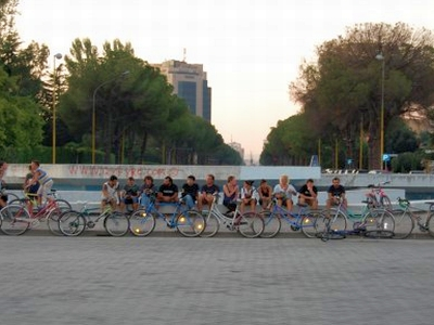 A Bike Community Grows In Albania1