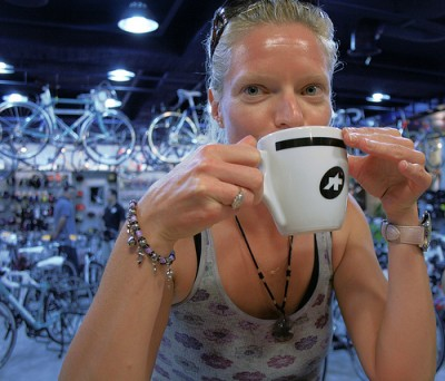 A Growing Bike Cafe Trend Hits America