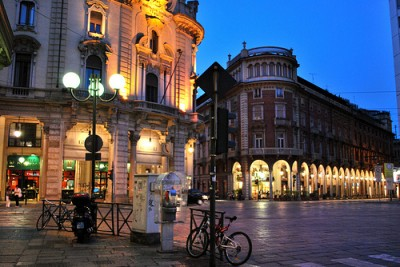 Turin Steps Up As A Destination City
