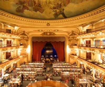10 Best Bookstores To See Around The World