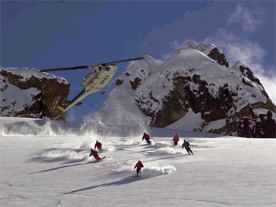 Heli Skiing Dreams: Nevadas Ruby Mountains