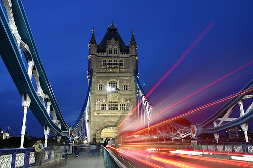 April's Photography Contest Winner: Finding Uniqueness On London's Tower Bridge