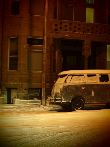 March Travel Photo Winner: Montana's Winter Streets