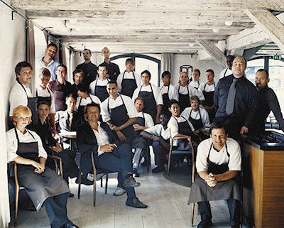 The Worlds 100 Best Restaurants 2011