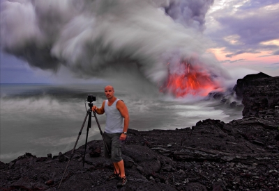 PETER LIK VOLCANO PHOTOGRAPHER HAWAII