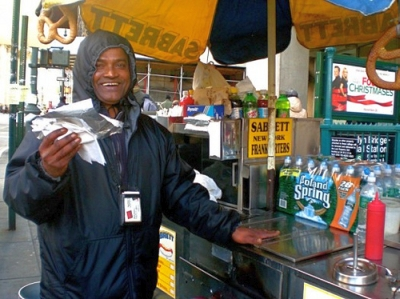 New York City Food Vendor Tells All