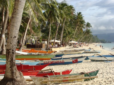 Boracay: The Light At The End Of Manila