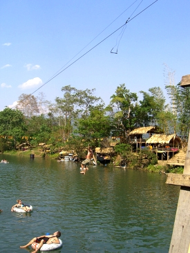 Whats Up With Tubing And Vang Vieng, Laos?