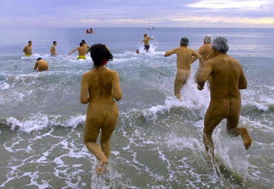 My Adventures At A Nudist Colony In France