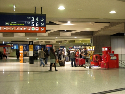 Pariss de Gaulle Airport Named Worst In The World