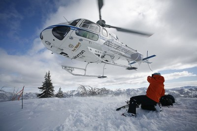 Add Heli Skiing To Your Bucket List