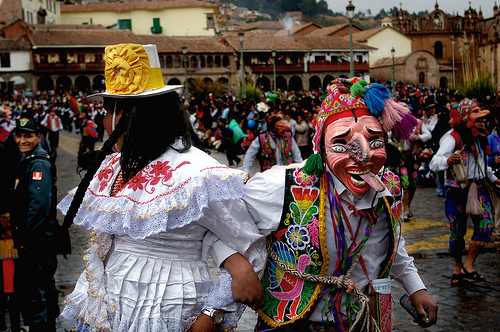 November Photo Contest Winner: Cusco's Inti Raymi Festival