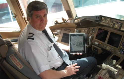American Airlines Pilots To Be Given iPads