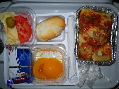 The Worst Airplane Food (And What You Can Do About It)