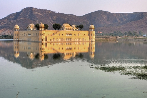 India Opens New Floating Lake Palace To Visitors