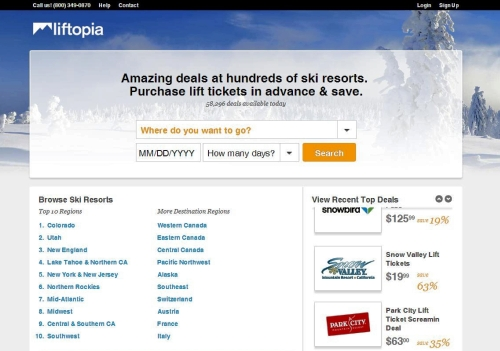 Check Out Our Favorite Site For Discount Lift Tickets