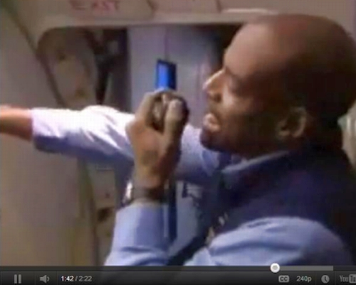6 Videos Of Southwest Flight Attendants Gone Wild [Videos]