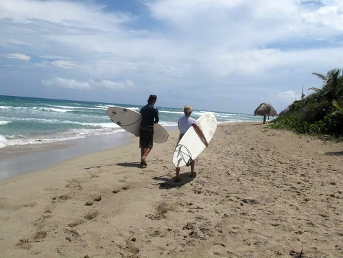 My Unplanned Romantic Adventure At A Surf Camp In The Dominican Republic