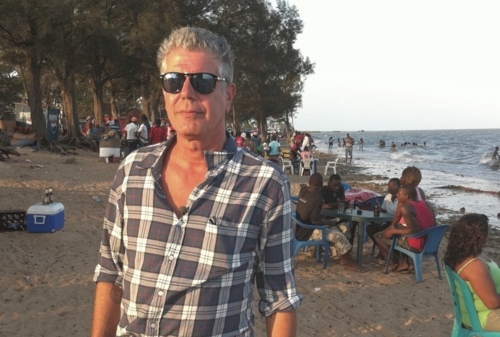 Bourdain Announces Return Of New Season On April 9