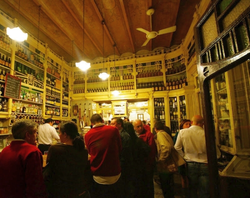 Top 10 Bars In Seville
