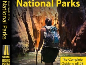 National Parks Guidebook Cover