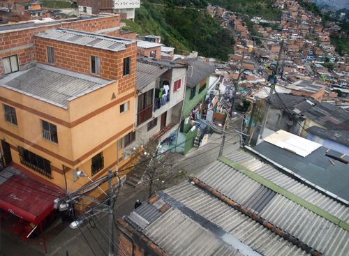 Medellin: A Tale of Two Cities