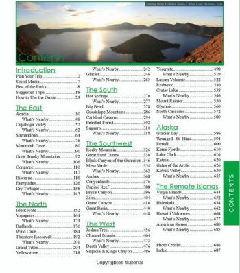 Yourguidetothenationalparkssystemtableofcontents