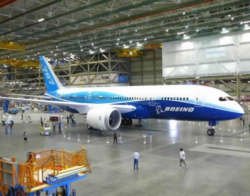 How Much Do You Know About The 787 Dreamliner?