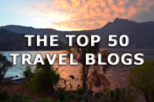 The Top 50 Travel Blogs (1st Quarter: 2013)