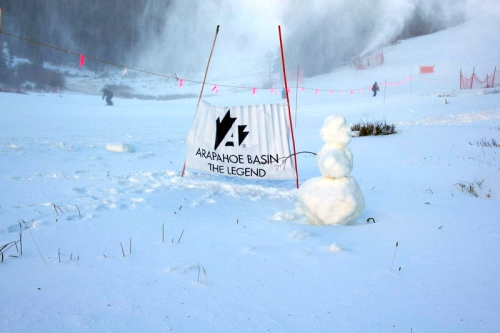 Time To Rejoice, Arapahoe Basin Is Open