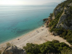 Navigating The Med On A Smile And A Shoestring: Part Six (Wild Camping In Sardinia)