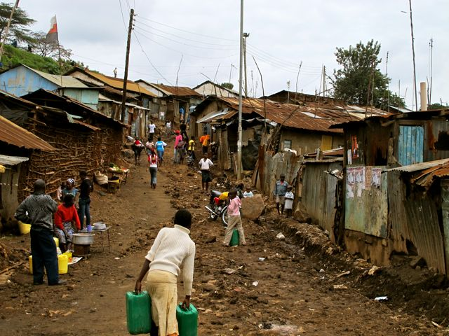 Luke In Kenya Part 2: Nairobis Kibera Slum [Photo Essay]