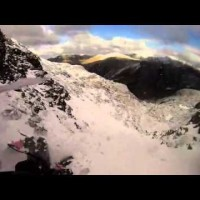 What It Would Look Like To Fall To Your Death While Ice Climbing [Video]