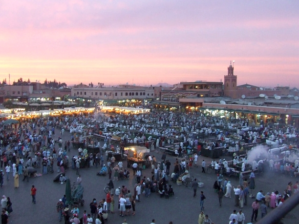Discovering The Real Morocco In The Souk1