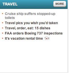 Why Is CNN Obsessed With Cruise Ship Toilets?