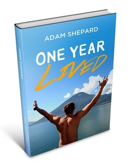 Heres Your Chance To Get Adam Shepards New Travel Book