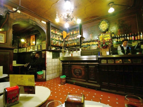 Top 10 Tapas Bars In Madrid