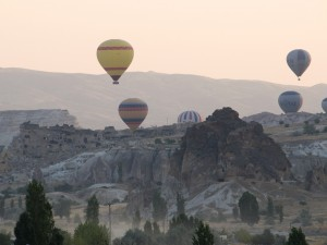 Cappadocia Hot Air Ballon Sunrise