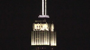 The Empire State Building Goes Vegas With New Light Show