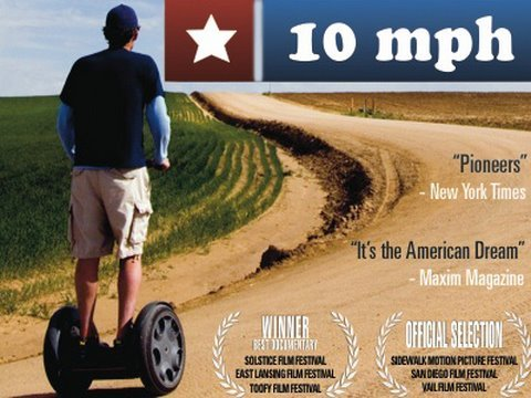 Going Coast To Coast At 10 MPH