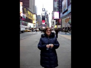 How Not To Be A Traveler: A Tourist In New York [Video]