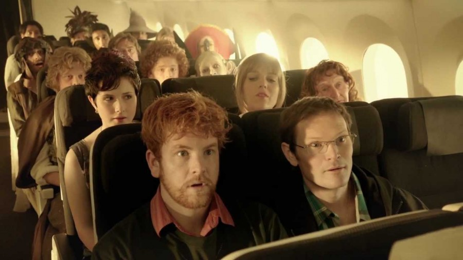The Most Lord Of The Rings Airline Safety Video Ever [Video]