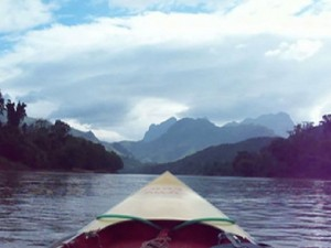 Video: Laos By Boat