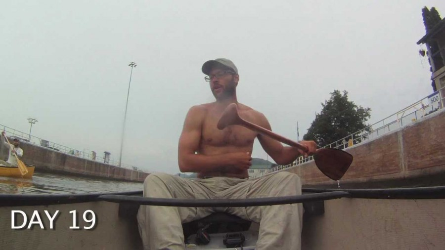 What It Looks Like To Paddle Down The Mississippi [Time Lapse Video]