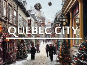 Quebec City Video Travel Guide