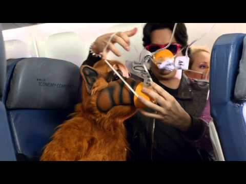 Here's Delta Totally Awesome 80s-Inspired In-Flight Safety Video