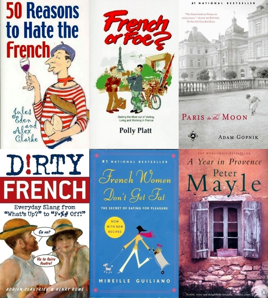 6 Books to Read Before Going to France